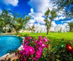 Il giardino di Parco La Serra