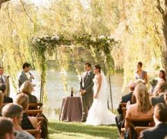 Matrimonio all'aperto: ecco come realizzarlo
