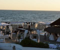 Matrimonio in spiaggia - Castello Miramare