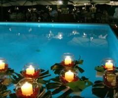 Borgo della merluzza casale matrimonio a roma - Luci per piscina ...