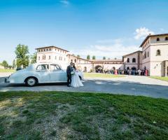 Simone Gavana Foto - La sposa scesa dall'auto