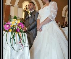 Fabrizio Foto - Gli sposi all'altare