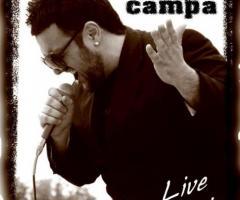 Ray Campa - Cantante matrimoni