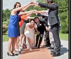 Fabrizio Foto - Gli sposi e gli invitati