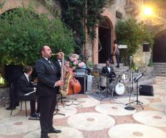 Chicky Mo Swing Band - Accompagnamento sax