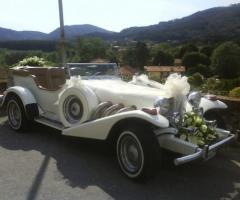 Barbi William Autonoleggio - Auto per matrimoni