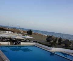 La piscina di Castello Miramare