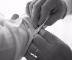 Preparazione sposo - Paola Montiglio Photography