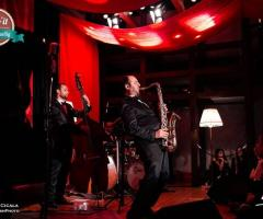 Chicky Mo Swing Band - La band live al matrimonio