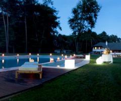 Ricevimento di matrimonio a bordo piscina villa giuliana for Matrimonio bordo piscina