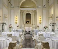 Luxury Wedding Day 2014: l'evento più romantico dell'anno sceglie l'eleganza nel cuore di Roma