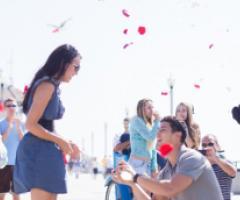 3 idee per una proposta di matrimonio originale