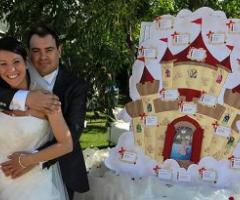 Che tema avete scelto per il tableau del vostro matrimonio?