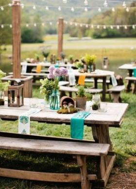 Country wedding - Mad Planner a Roma