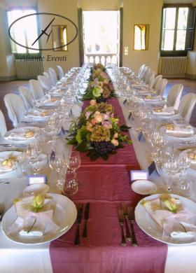 Tavolo imperiale - Aliante Fiori a Firenze
