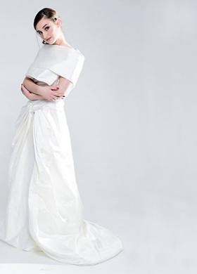 Coprispalle per l'abito da sposa