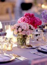 Decorazioni floreali per il matrimonio