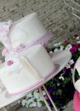 Torte nuziali rosa