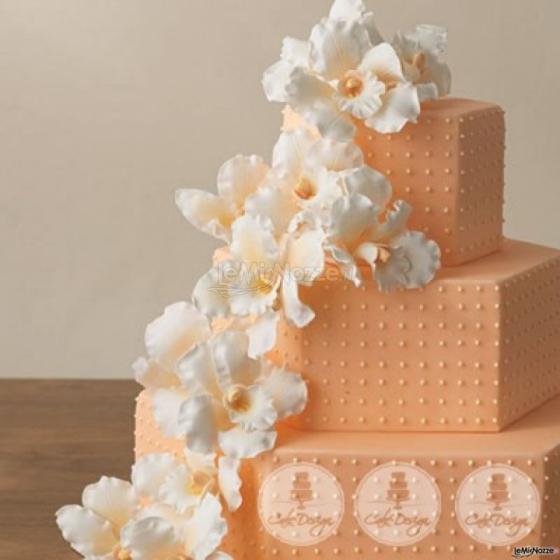 Torte nuziali a Bari - Cake Design by Giusy Verni ...