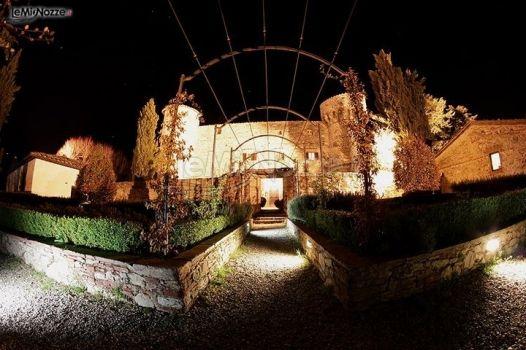 Matrimonio In Barca Toscana : Castello di meleto matrimonio in toscana