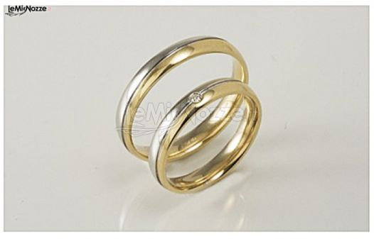Matrimonio In Giallo E Bianco : Fedi nuziali lavorate migliore collezione inspiration