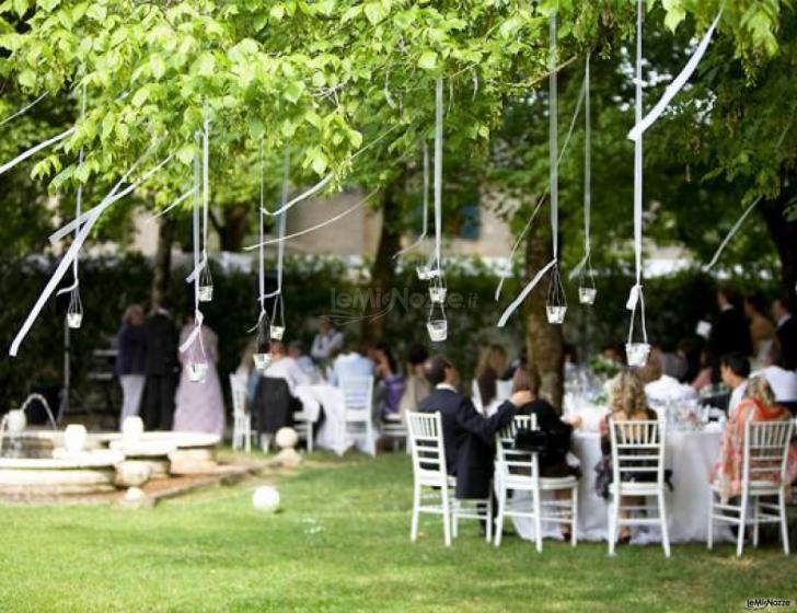 Particolare allestimento in giardino villa braida foto 7 for Allestimento giardino