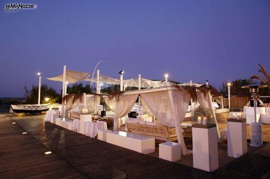 Matrimonio Spiaggia Ricevimento : The event party planner settembre