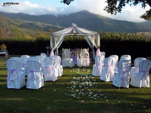 Matrimonio in giardino ristorante il boschetto - Matrimonio in giardino ...
