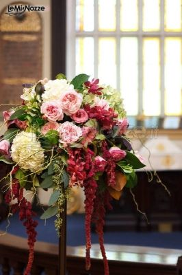 Foto 1 addobbi floreali chiesa e cerimonia for Rose inglesi