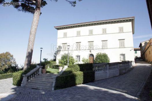 Ricevimento Matrimonio Toscana : Villa per il ricevimento di matrimonio in toscana borgo
