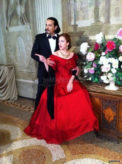 Matrimonio Tema Opera Lirica : Villa incanto musica lirica lemienozze