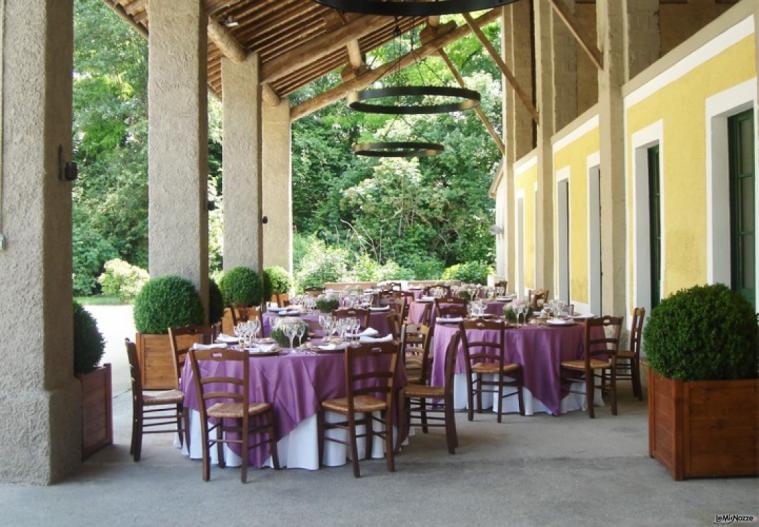 Pranzo sotto il portico - Cascina San Germignanino - Foto 4