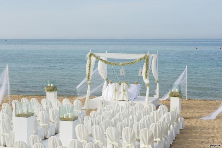 Matrimonio In Spiaggia Addobbi : Decorazione arco matrimonio migliore collezione