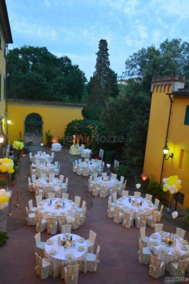 Vestiti Matrimonio Toscana : Hotel villa sonnino pisa lemienozze