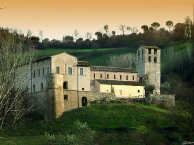 Libretto Matrimonio Romano : Abbazia di sant andrea in flulmine dimora storica per