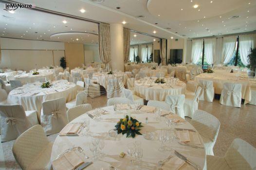 Gran Salone per il ricevimento di matrimonio - Hotel Villa ...