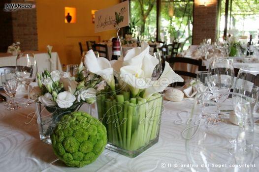 Decorazioni matrimonio verde mela migliore collezione - Decorazioni mela ...