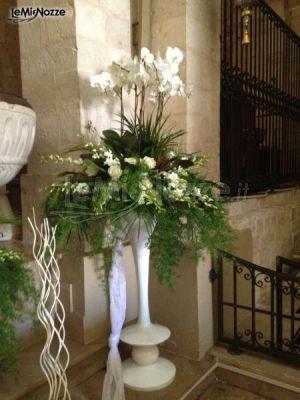 foto 1 addobbi floreali chiesa e cerimonia addobbo