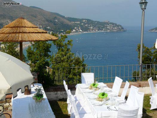 Matrimonio In Liguria : Il paradiso di manù per matrimoni in liguria