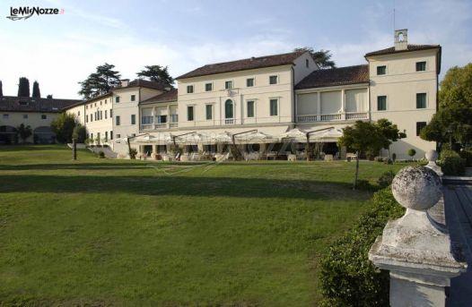 Rustici Matrimonio Vicenza : Hotel villa michelangelo per il matrimonio a