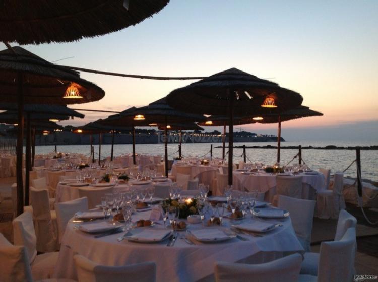 Matrimonio Spiaggia Puglia : Matrimonio in spiaggia puglia lido salsello