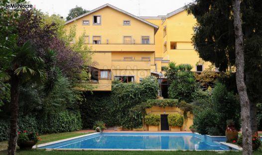 Hotel ristorante con piscina a velletri roma hotel ristorante benito al bosco foto 4 - Hotel piscina roma ...
