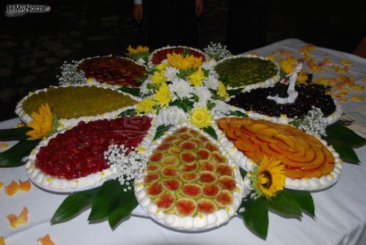 Foto 3 - Torte nuziali originali - La torta nuziale a forma di fiore ...