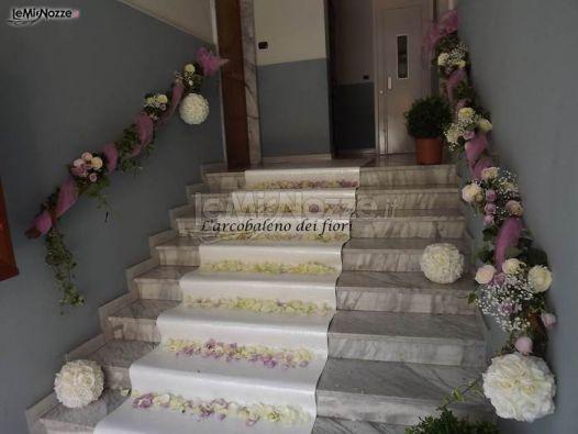 Decorazioni per casa della sposa idee per decorare la casa per un matrimonio foto matrimonio - Addobbo tavolo casa sposa ...