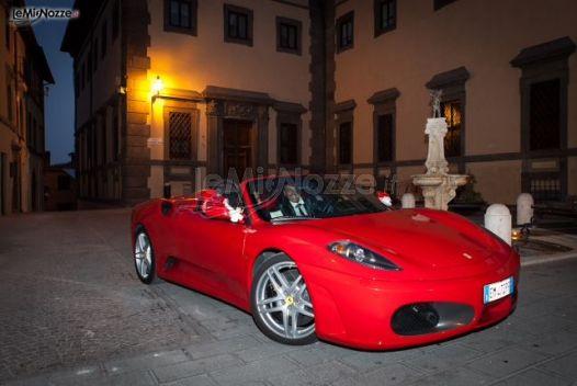Matrimonio In Ferrari : Ferrari per il matrimonio linea rossa guida gusto