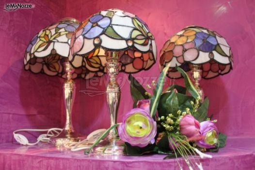 Lampade stile Tiffany per gli sposi - Gioielleria OSO - Bomboniere - Foto 3