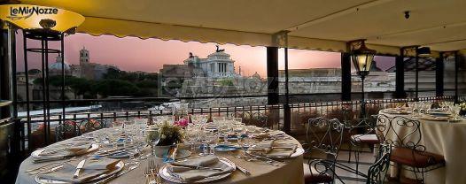 Hotel Forum Roma Matrimonio