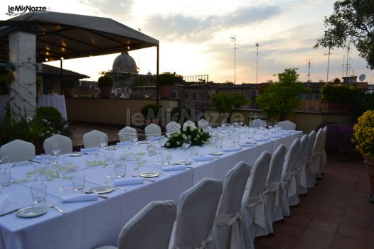 Best Terrazza Caffarelli Matrimonio Gallery - Monarquiahispanica.com ...