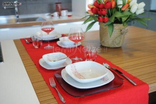 Kasanova servizio piatti di forma quadrata per la lista for Piatti kasanova