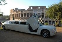 Noleggio limousine da Luxury Rent by Cris Colombo